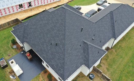 Shingle Roof in Hattiesburg